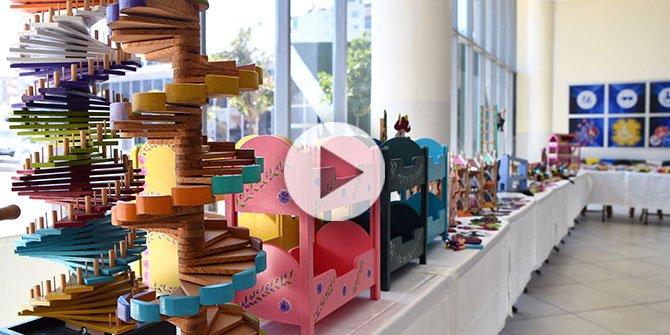 Kahramanmaraş'ta üretilen oyuncaklar markalaşacak