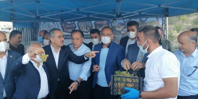 Dulkadiroğlu kültürel zenginliklerini Kayseri'ye taşıdı