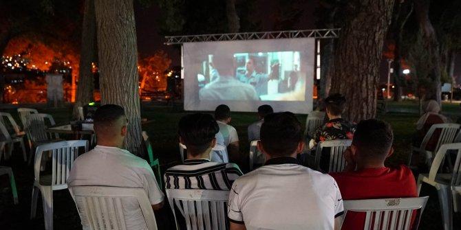 Şafak Vakti Tarihi Kahramanmaraş Kalesi'nde seyirciyle buluştu
