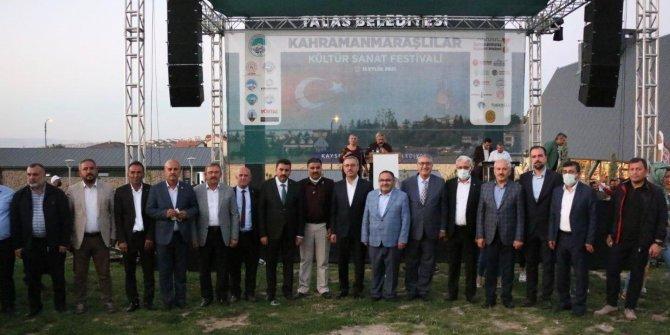 Kayseri'de Kahramanmaraş rüzgârı esti
