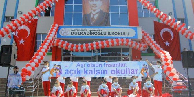 Kahramanmaraş'ta İlköğretim Haftası çeşitli etkinliklerle kutlandı