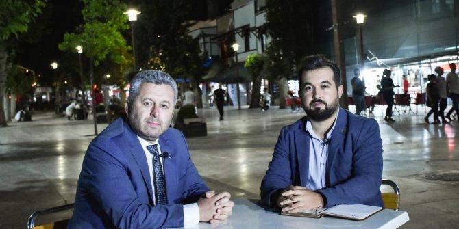 Yardımcıoğlu: AK Parti, MHP ve İyi Parti'den kaçanlar bize oy verecek!