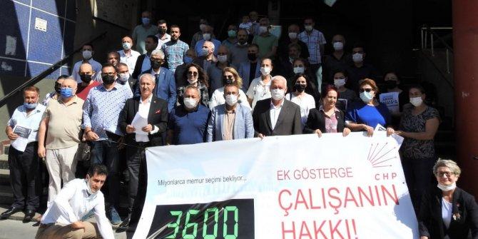CHP'li Şengül: 3600 ek gösterge için milyonlarca memur CHP iktidarını bekliyor