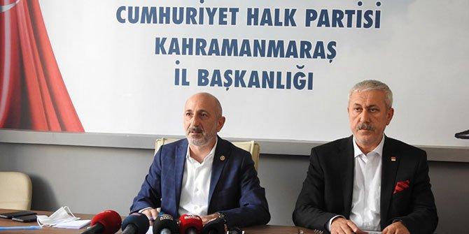 CHP'li Öztunç: Kahramanmaraş kandırılıyor, yalan söylüyorlar