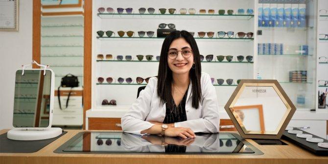 Optisyen Eda Nur Bağcı: Güneş gözlüklerinizi kışında kullanın