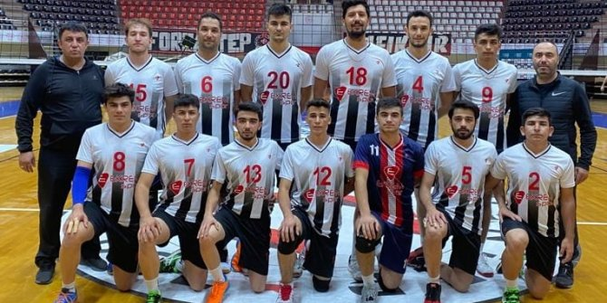 Kahramanmaraş Atcı Gençlik Spor: 1 Gaziantep Gençlik Spor: 3