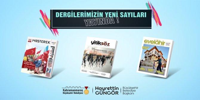 Evelahir, Yitiksöz ve Müşterek dergilerinin yeni sayıları yayımlandı