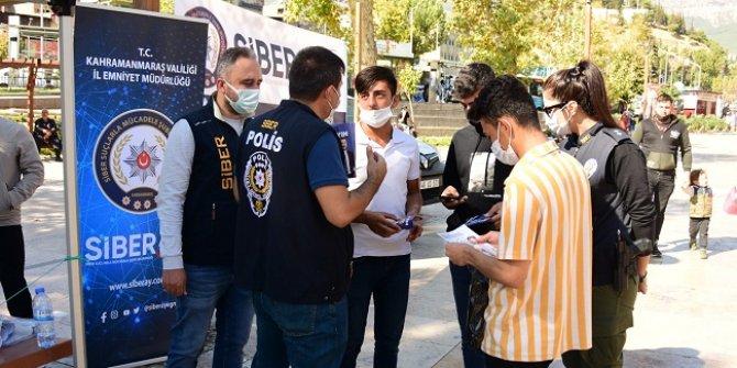 Kahramanmaraş'ta SİBERAY hakkında bilgilendirme yapıldı