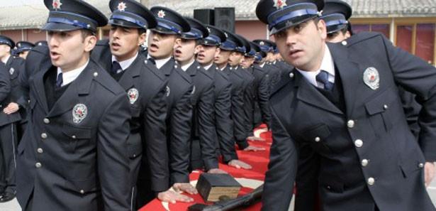 ÜNİVERSİTE MEZUNU POLİS ALINACAK