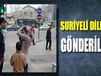 Kahramanmaraş'tan Suriyeli dilenciler gönderiliyor!
