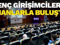 KSÜ'de Girişimci Beyinler, Genç Girişimci Adayları İle Buluştu