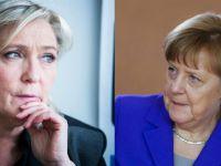 Le Pen: Fransa'yı ya ben yöneteceğim ya Merkel