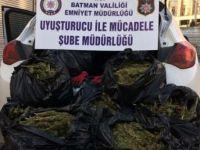 45 kilogram uyuşturucu ele geçirildi