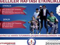 Büyükşehir'den engellilere program