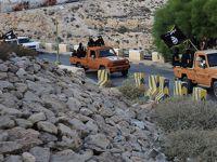 'Terör örgütü DEAŞ dağa kaçtı'
