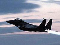 Savaş uçaklarından bildiri atılıyor! 'Şehri terk edin…'