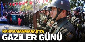 Kahramanmaraş'ta Gaziler Günü