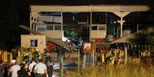 Kocaeli'de fabrikada patlama: 1 ağır yaralı