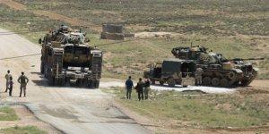 Suriye sınırındaki askeri hareketlilik!
