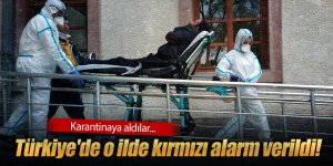 Türkiye'de o ilde kırmızı alarm verildi!