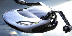İlk uçan otomobili Türkler yapacak!