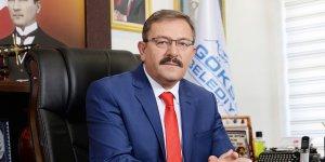 Başkan Aydın, gazeteciler milli mücadelenin önemli bir parçasıdır