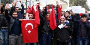 Suriyeliler Afrin için başvurdu! Anlamlı hareket