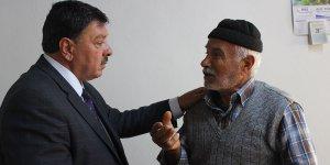 Başkan  Çeleğen'in 'Yaşlılara Saygı Haftası' mesajı