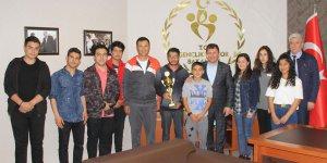 Atıcılık federasyon kupasında sporcularımız kupayı kaptı