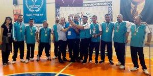 Büyükşehir Paravolley Türkiye Şampiyonu