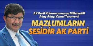 Mazlumların Sesidir AK Parti