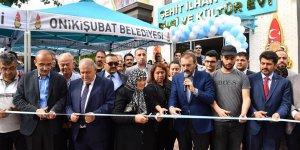 Şehit İlhan Güleç Bilgi ve Kültür evi hizmete açıldı