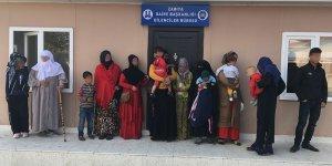 Horasan'da dilenci operasyonu