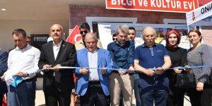 Onikişubat Belediyesi 3 Bilgi ve Kültür Evi'ni daha vatandaşın hizmetine açtı