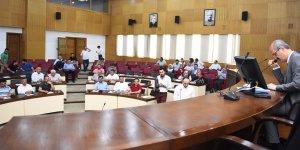 Dulkadiroğlu Belediyesi Temmuz ayı meclis toplantısı