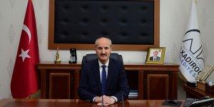 Başkan Okay'dan 15 Temmuz hain darbe girişimi mesajı