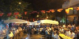 """Pazarcık'ta """"15 Temmuz"""" anma etkinliği"""