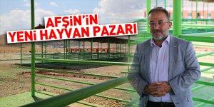 Afşin'in Yeni Hayvan Pazarı…