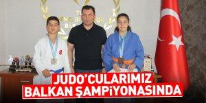 Judo'cularımız Balkan Şampiyonasında