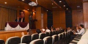 Onikişubat Belediyesi Eylül Ayı Olağan Meclis toplantısı