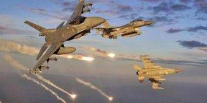 Ağrı ve Mardin'de PKK'ya hava harekatı! 4 terörist öldürüldü