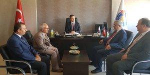 Türkoğlu MYO Müdürlüğüne yeni atama