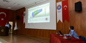 KSÜ'de Solidworks eğitim semineri düzenlendi