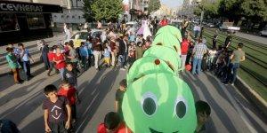 BÜYÜKŞEHİR'DEN SOSYAL SİRK FESTİVALİ