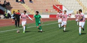 Kahramanmaraşspor evinde 2-0 yenildi