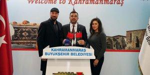 Almanya Boks Şampiyonu Cinkara'dan ziyaret