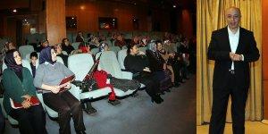 Büyükşehir'den bayanlara iletişim semineri