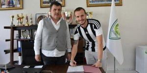 Kahramanmaraşspor'un eski topçusu Manisa BBSK'ye transfer