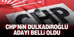CHP'nin Dulkadiroğlu adayı belli oldu