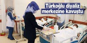 Türkoğlu diyaliz merkezine kavuştu